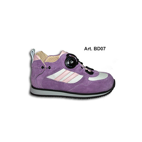 BD07 - BUDDY - Purple/White/Pink
