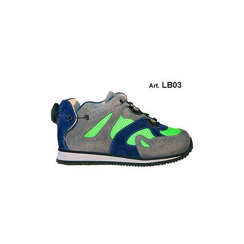 LB03 - LASER - Grey/green