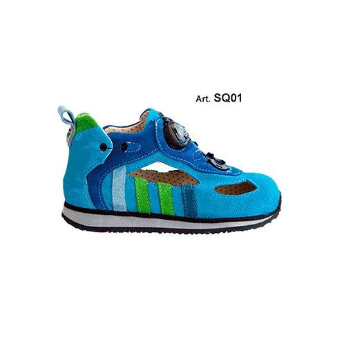 SQ01 - SANQUATTRO - blue