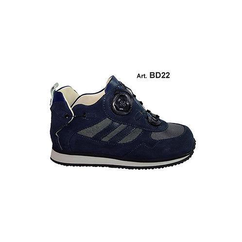 BD22 - BUDDY - Blue/grey