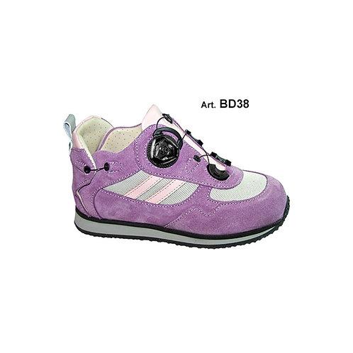BD38 - BUDDY - Lilac/pink