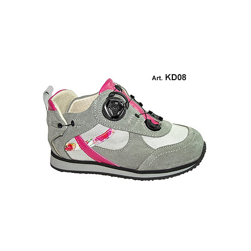 KD08 - KID - Grey/pink