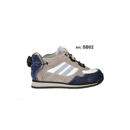 SB02 - STAR - navy/beige