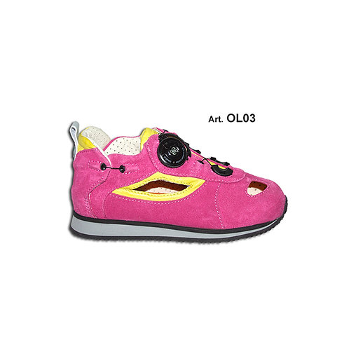 OL03 - OLLY - yellow/pink