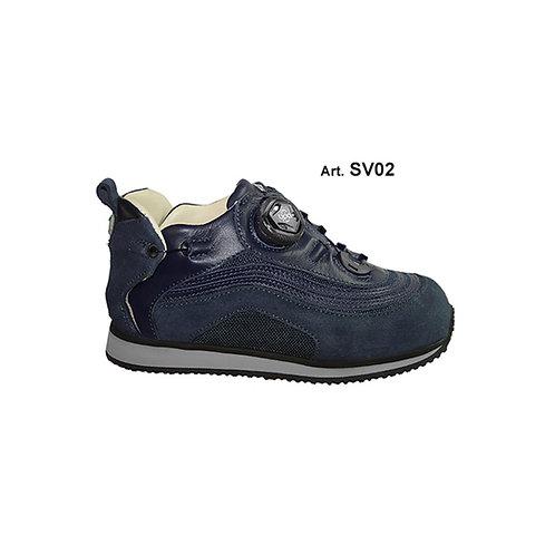 SV02 - SILVER - blue