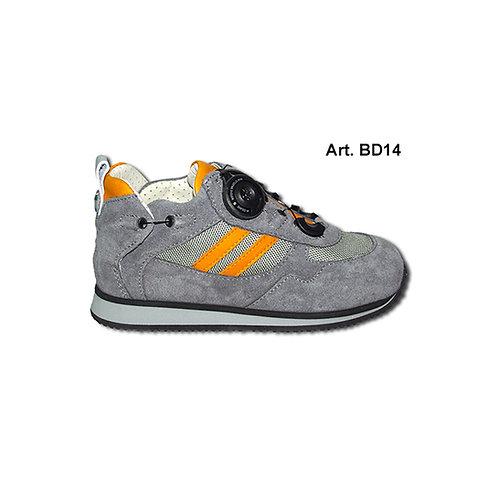 BD14 - BUDDY - Grey/orange