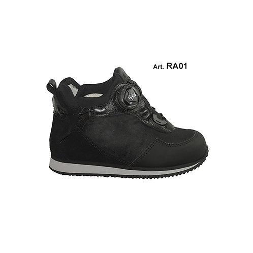 RA01 - RAIN - nylon/black