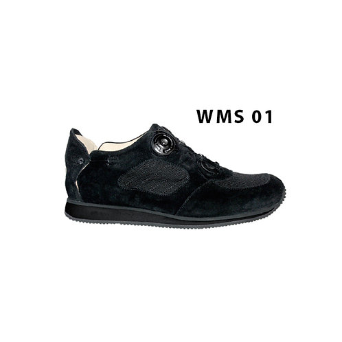 WMS01 - WALK - Black