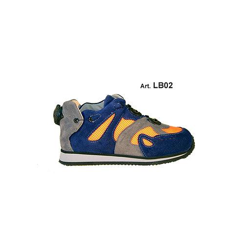 LB02 - LASER - Grey/blue