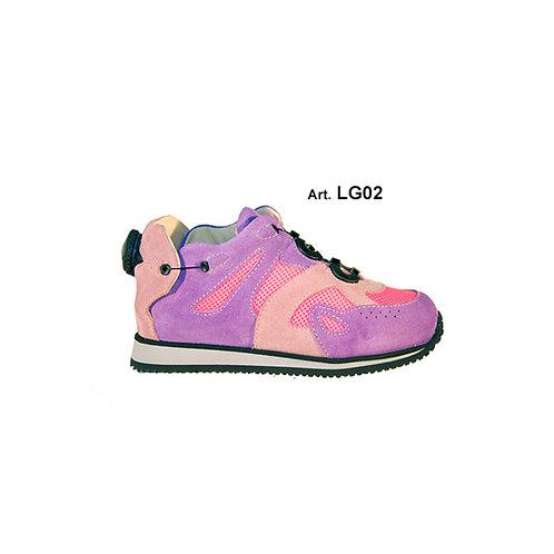 LG02 - LASER - Pink/purple