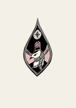 Bird emblem