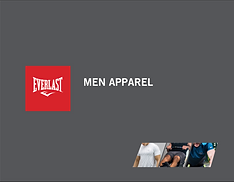 MEN APPAREL