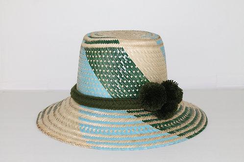 Sombrero Palmera