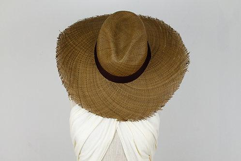 Playa Frayed Toquilla Hat