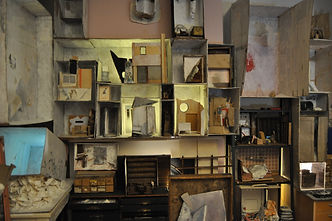 Archive of Daydreams apartment art installation