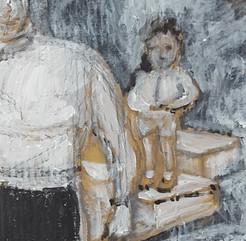 the boy (detail)