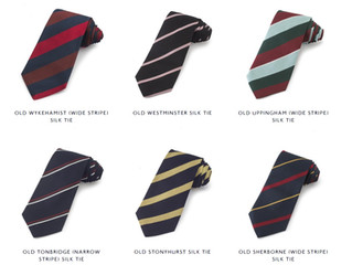 The Old School Tie?