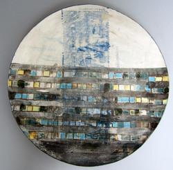matt battersea plate