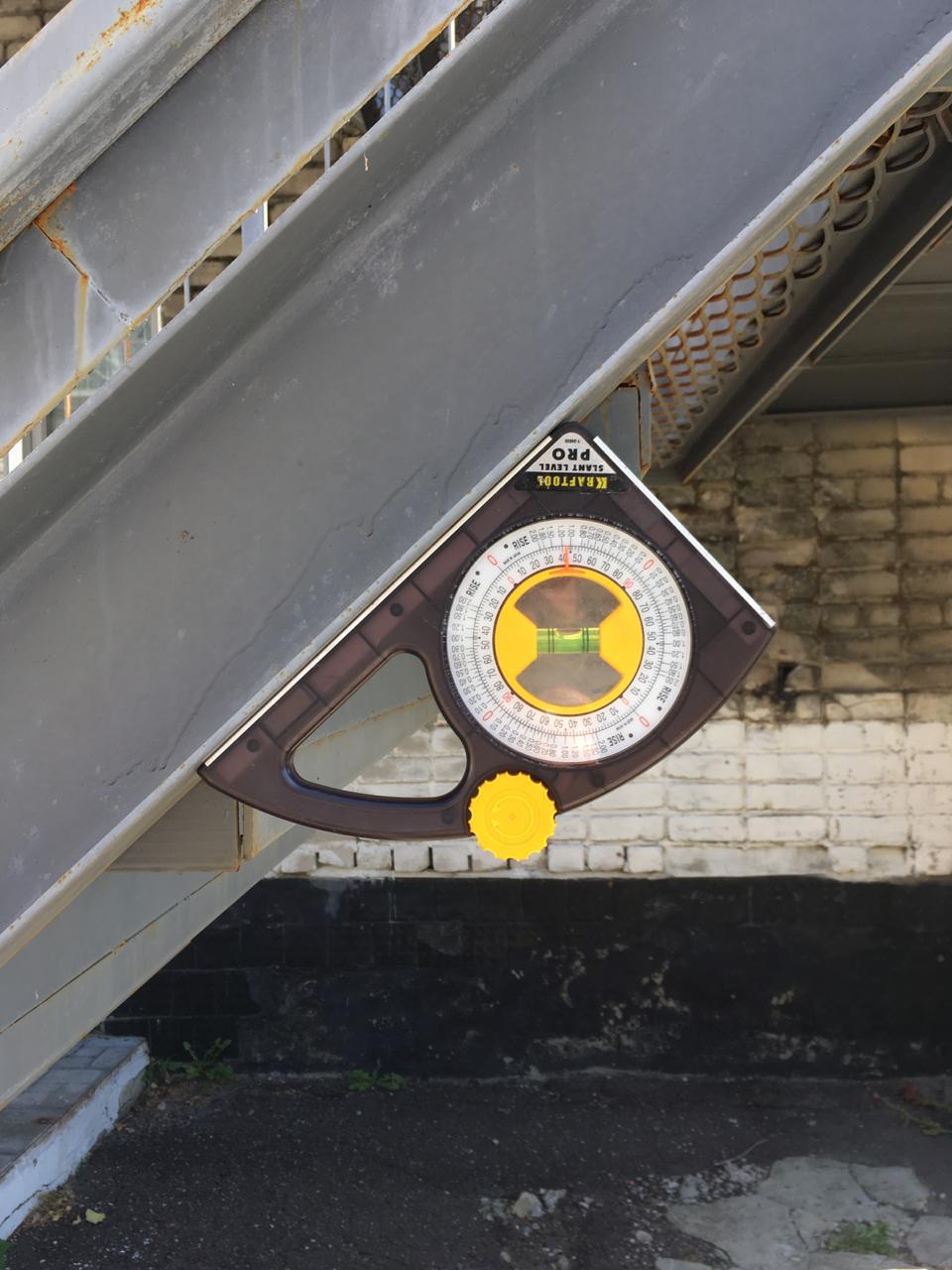 Испытание пожарных лестниц -определение