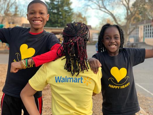 Walmart partnership