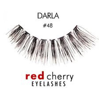 Red Cherry Wimpernband - Darla