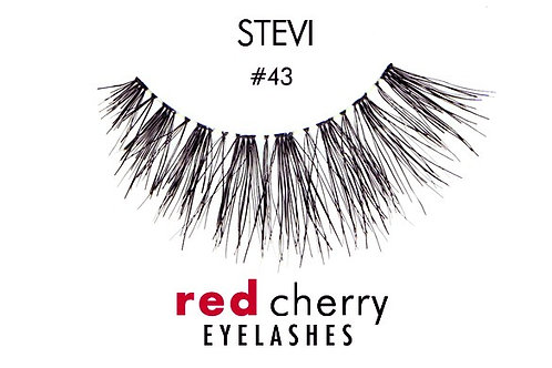 Red Cherry Wimpernband - Stevi