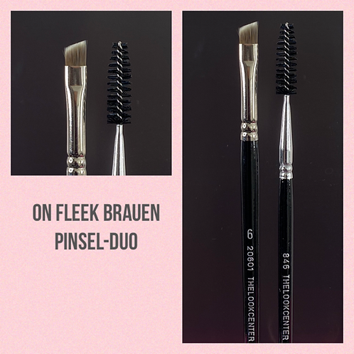 On Fleek Brauen Pinsel-Duo