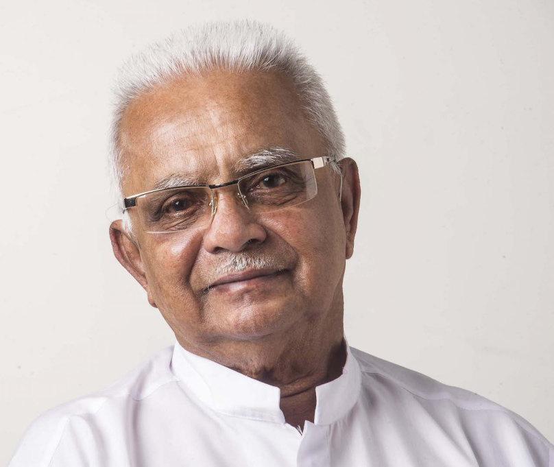 Dr A.T. Ariyaratne