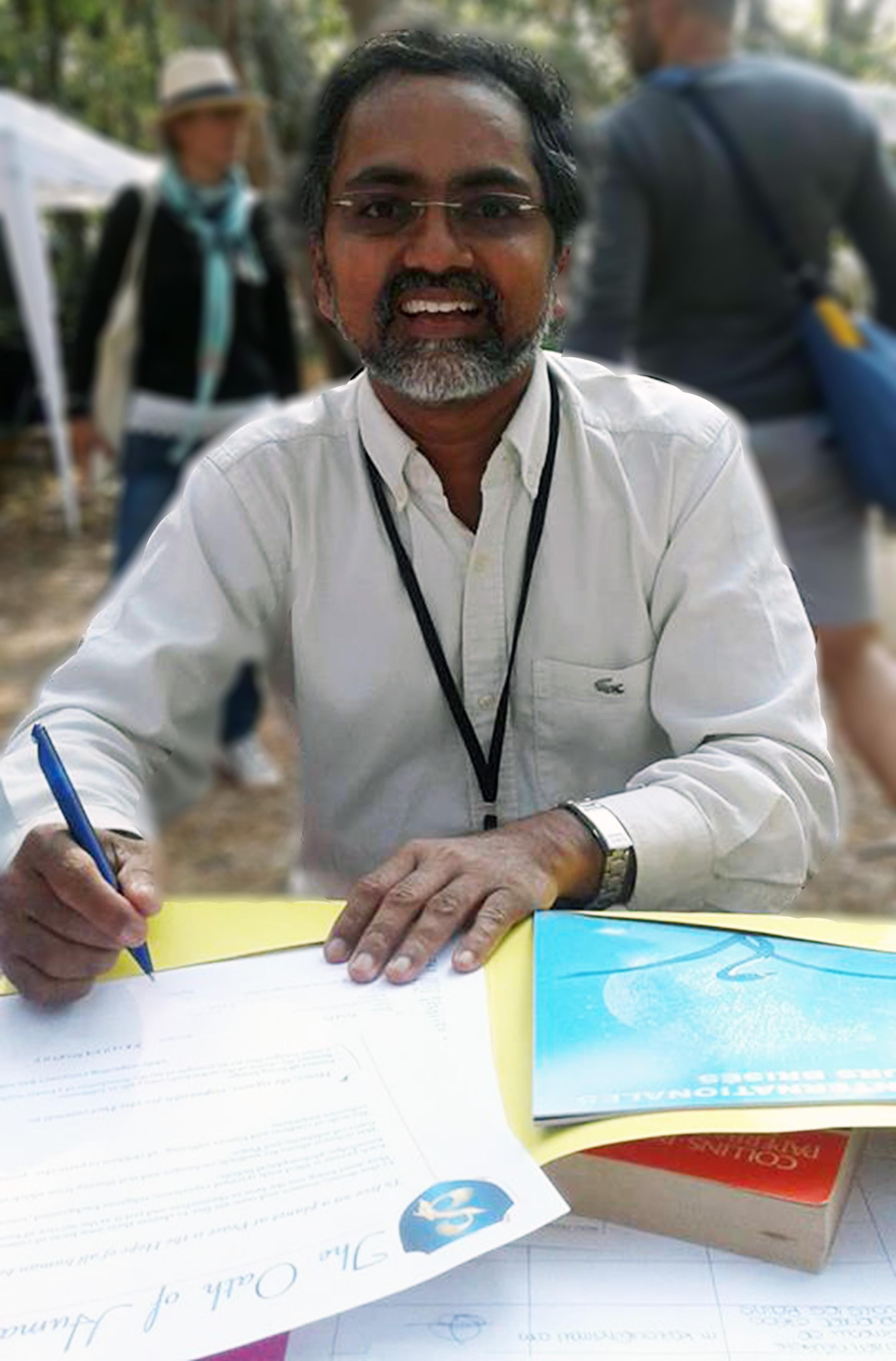 Gopal Krishnamurthy