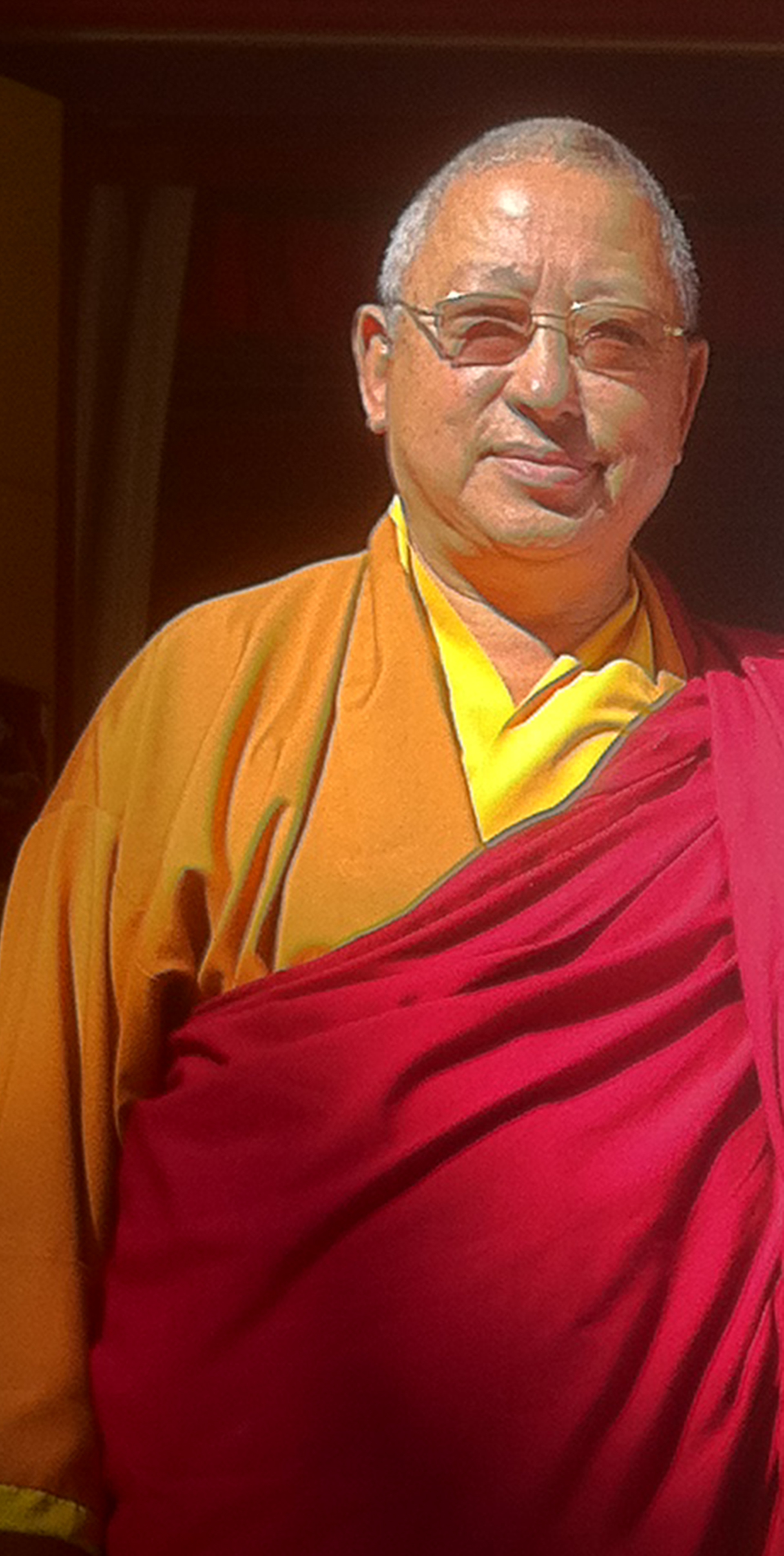 Venerable Lama Gyourme