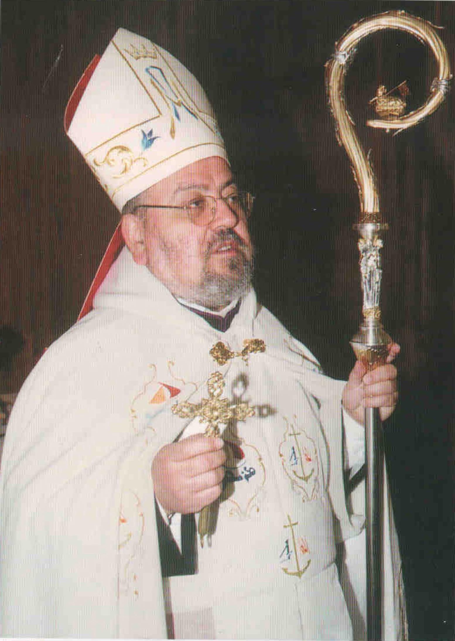 Mgr Samir Nassar