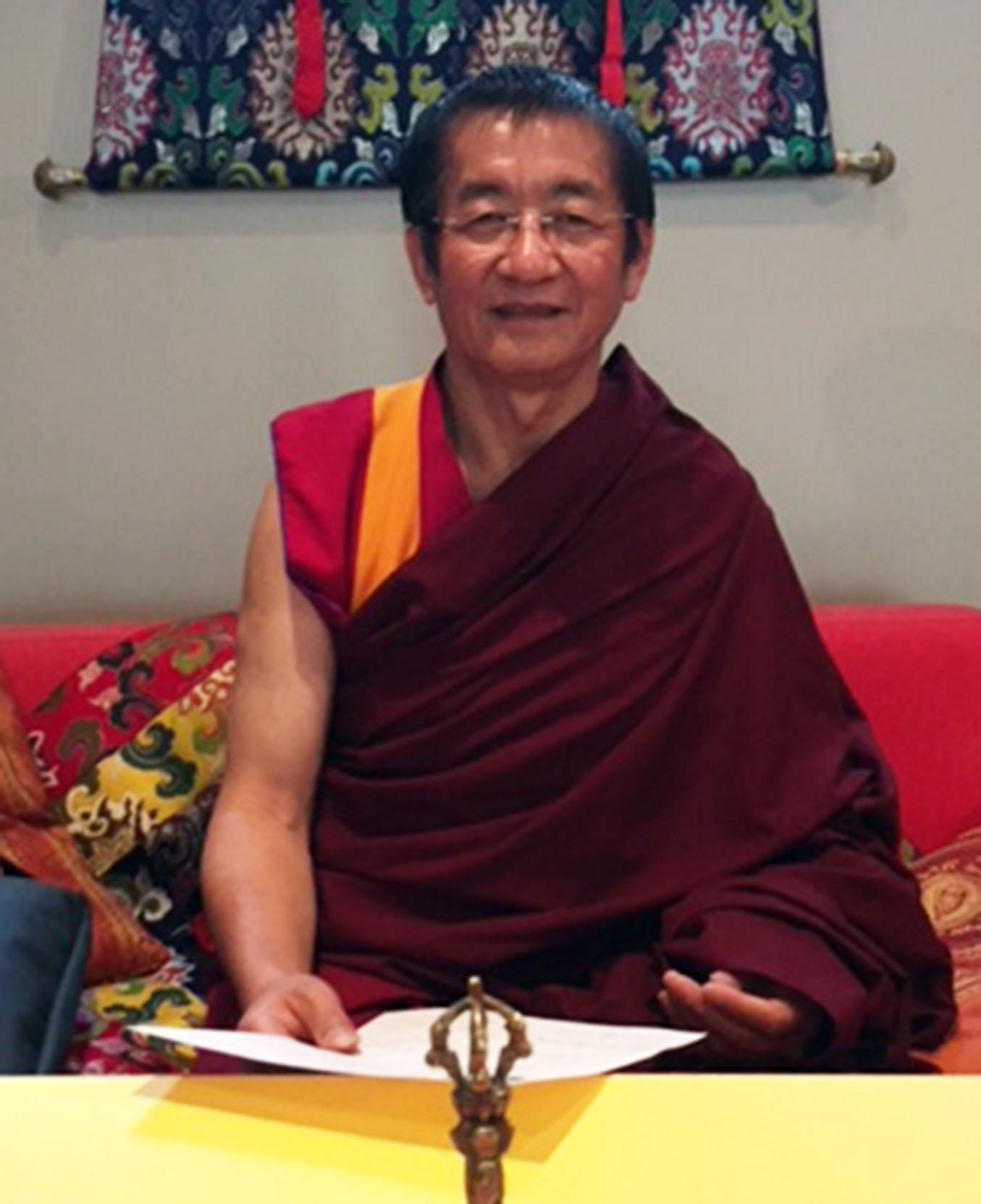 Vénérable Mogchok Rinpoché