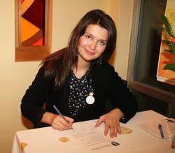 Alexandra E. Cadar