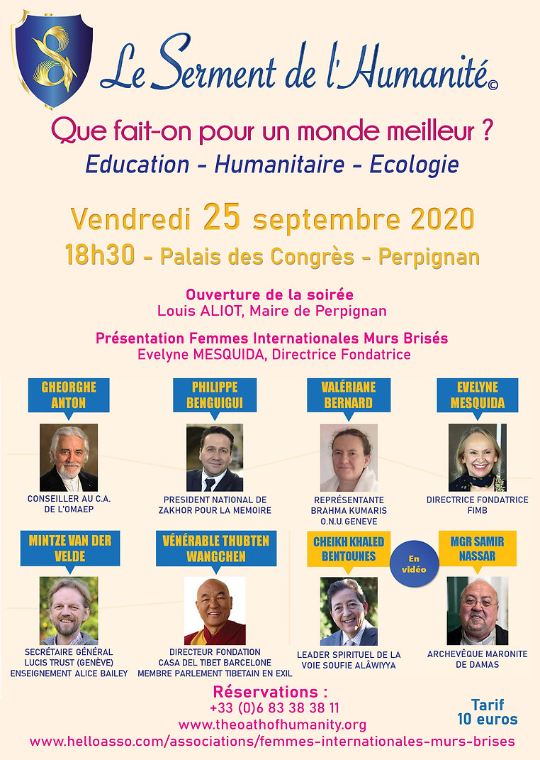 Affiche-sermentdelhumanite2020sept_A5-IT