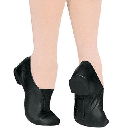 """Bloch """"Super Jazz"""" Slip On Jazz Shoes"""