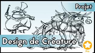 Design de créature