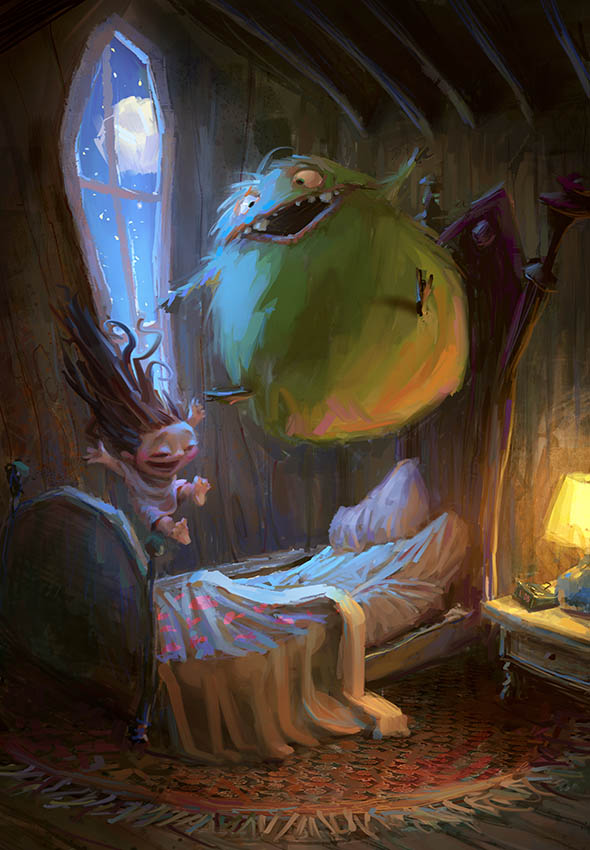 amonster_slumber_party_by_marcobucci-d4f