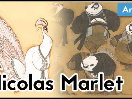 Artiste du mois : Nicolas Marlet
