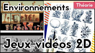 Environnements de Jeux vidéos 2D