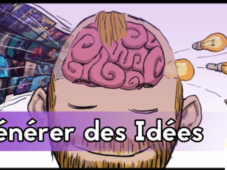 Générer des idées