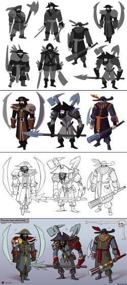 Character design 3