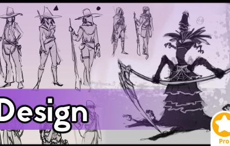 Visages féminins 5 - Imagination