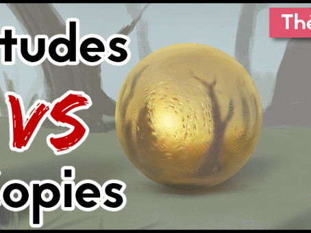 Etudes VS Copies