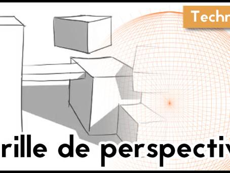 Outil : Grille de perspective