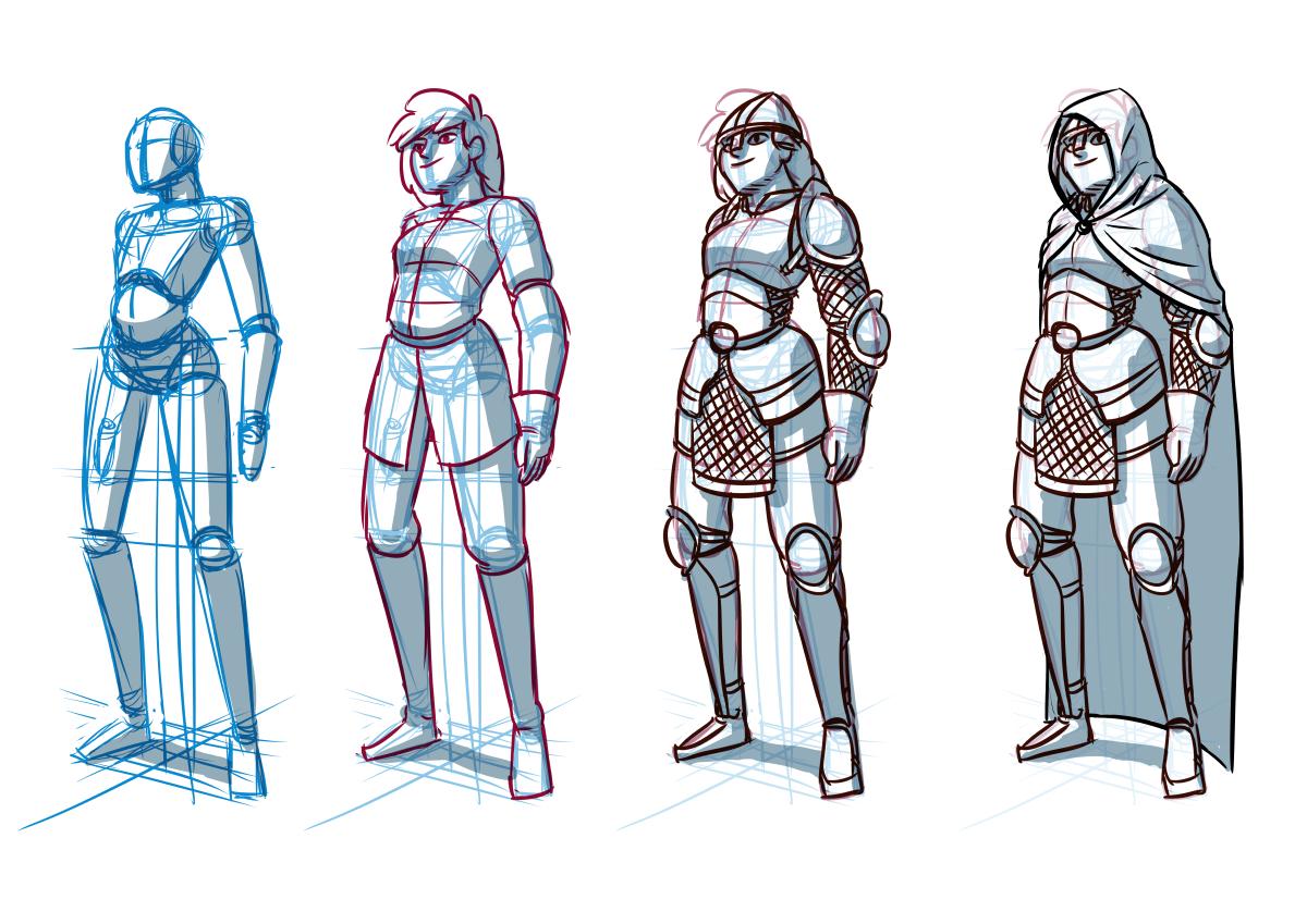 Character design 1