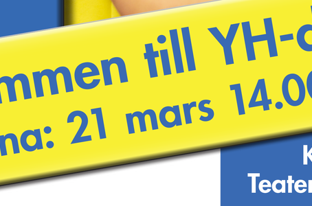 PSQ will be at YH-dagen 2019 in Falun!