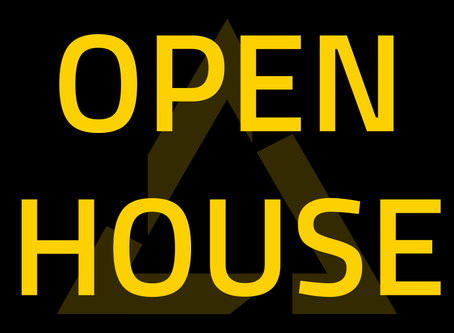SAVE THE DATE - OPEN HOUSE