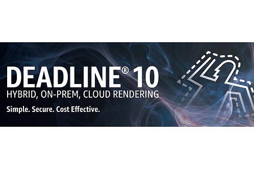 Deadline | Node Annual subscription