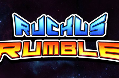 RUCKUS RUMBLE out now on PlayStation Store!