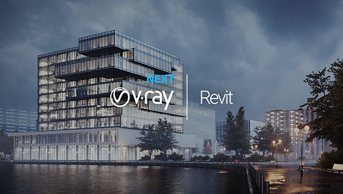 V-Ray for Revit